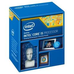 INTEL Procesor CORE I5, I5-4670 3.4GHz, socket 1150 BX80646I54670