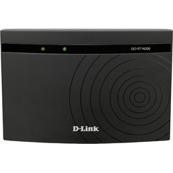 D-Link Router Wireless N 300 GO-RT-N300