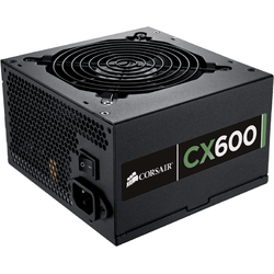 CORSAIR Sursa CX600W, 80 Plus Bronze CP-9020048-EU