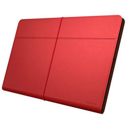 Husa SONY SGPCV5/R LEATHER COVER RED XPER Z