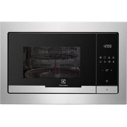Electrolux Cuptor cu microunde incorporabil EMT25207OX, 25 l, 900 W, grill, timer, inox