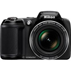 Aparat foto digital Nikon COOLPIX L340, 20.2MP, Black