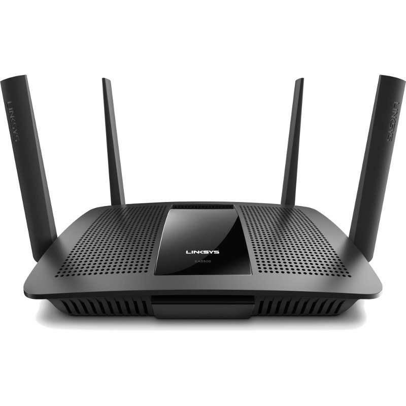 Router Wireless Linksys Gigabit E8500 Dual Band, Usb 3.0