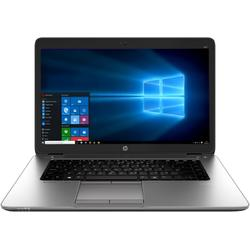 Laptop HP EliteBook 850 G2, 15.6'' FHD, Procesor Intel Core i5-5200U up to 2.70 GHz, 4GB, 500GB, GMA HD 5500, FPR, Win 7 Pro + Win 10 Pro