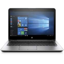 Laptop HP EliteBook 840 G3, 14'' FHD, Intel Core i5-6200U up to 2.80 GHz, 4GB, 256GB SSD, GMA HD 520, FingerPrint Reader, Win 7 Pro + Win 10 Pro