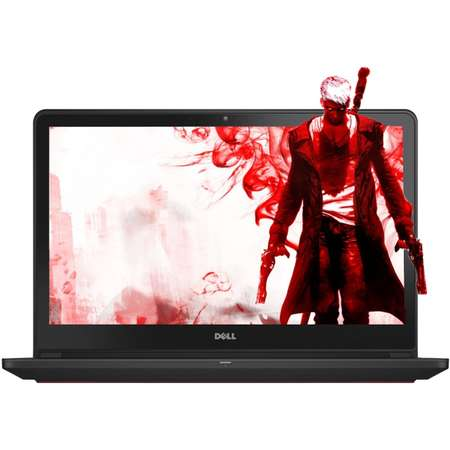 Laptop Dell Gaming 15.6'' Inspiron 7559 (seria 7000), FHD, Intel Core i7-6700HQ, 8GB, 1TB + 8GB SSH, GeForce GTX 960M 4GB, Linux