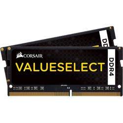 Memorie notebook Corsair ValueSelect, 32GB, DDR4, 2133MHz, CL15, 1.2v, Dual Channel Kit