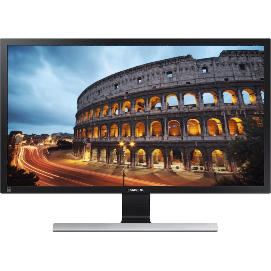 Monitor LED Samsung SyncMaster LU28E590DS 28 inch 1ms black-grey