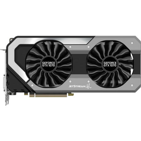 Placa video Palit GeForce GTX 1070 Super JetStream 8GB GDDR5 256-bit