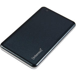 INTENSO SSD Extern 1.8'' 256GB, USB 3.0, Black
