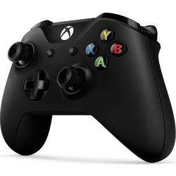 Controller wireless Microsoft model 2016 Black for Xbox One