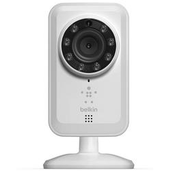 BELKIN Camera IP Wireless cu senzor IR, configurare facila IOS, Android