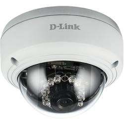 D-Link Camera IP 2Mp de exterior, PoE, IP66, IR 20m