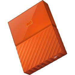 "Western Digital HDD extern, 4TB, My Passport, 2,5"" USB 3.0"