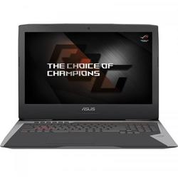 Laptop ASUS Gaming 17.3'' ROG G752VS, FHD 120Hz,  Intel Core i7-7700HQ, 32GB DDR4, 1TB 7200 RPM + 256GB SSD, GeForce GTX 1070 8GB, Win 10 Home