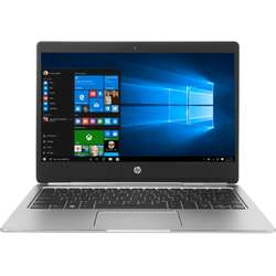 "Ultrabook HP 12.5"" EliteBook Folio G1, FHD, Intel Core m5-6Y54, 8GB, 256GB SSD, GMA HD 515, Win 10 Pro, Silver"