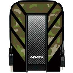 "A-Data HDD extern 2TB, HD710M, 2.5"", USB3.0, camouflage"