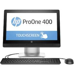 "Sistem All-in-One HP ProOne 400 G2, 20"" , Intel Core i5-6500T, RAM 8GB, SSD 128GB, Windows 10 Pro"
