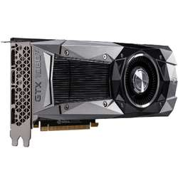 Placa video Palit GeForce GTX 1080 Ti Founders Edition 11GB DDR5X 352-bit