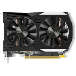 Placa video Zotac GeForce GTX 1050 Ti OC Edition 4GB DDR5 128-bit