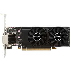 Placa video MSI GeForce GTX 1050 2GT LP 2GB DDR5 128-bit