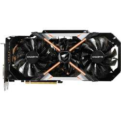 Placa video GIGABYTE AORUS GeForce GTX 1070 8GB DDR5 256-bit