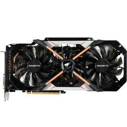 Placa video GIGABYTE AORUS GeForce GTX 1080 11Gbps 8GB DDR5X 256-bit