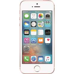 Telefon mobil Apple iPhone SE, 128GB, 4G, Rose Gold