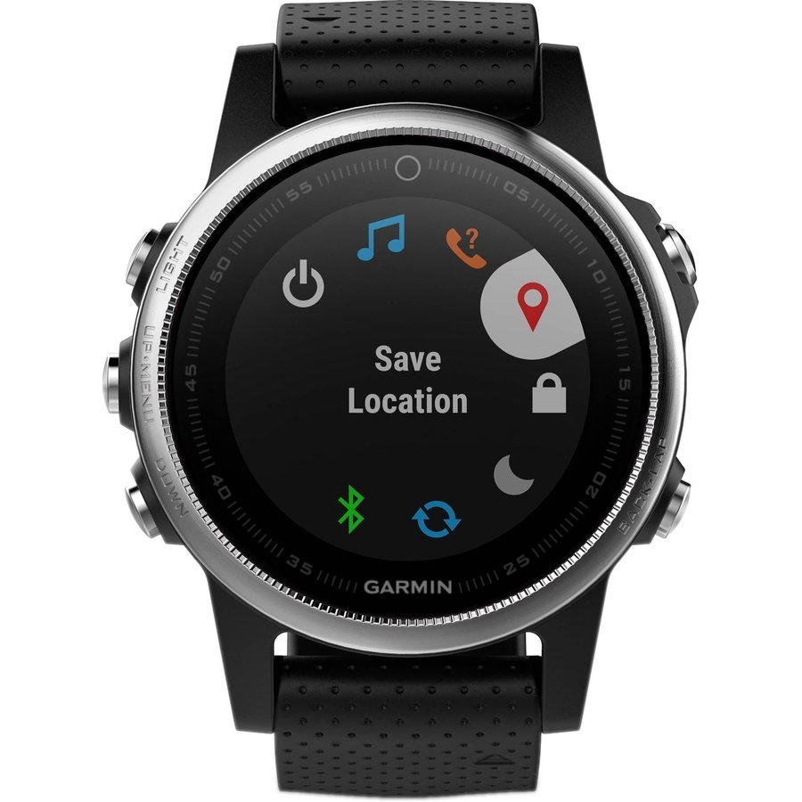 Smartwatch Garmin Fenix 5s, Black