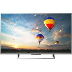 Sony Televizor LED KD43XE8077, Smart Android Bravia, 108 cm, 4K Ultra HD