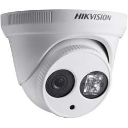 "Hikvision Camera video analog Dome TURBO 720p ,1/3"" Progressive Scan CMOS, 40m IR"