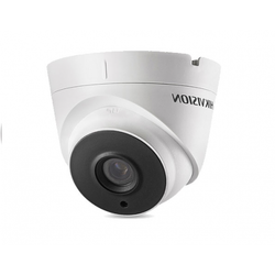Hikvision Camera video analog Turret, 2MP CMOS, 0 Lux with IR, 2.8mm lens