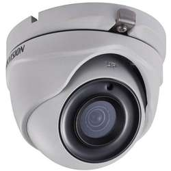 Hikvision Camera video analog Dome, 3MP, 20m IR, de exterior