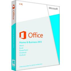 Microsoft Office 2013 Home And Business, Engleza T5D-01574