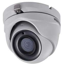 Hikvision Camera video analog Dome TurboHD; 5MP 20m IR, Outdoor