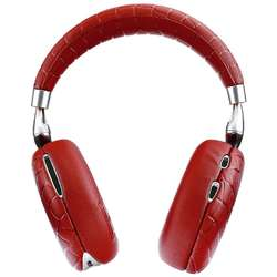 Parrot Casti audio wireless Zik 3 by Starck, Rosu crocodil
