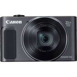 Canon Aparat foto digital SX620HS, 20.2MP, Negru