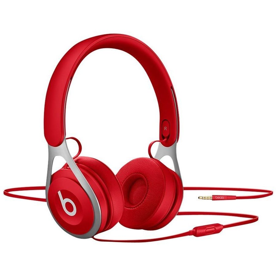 Casti Audio On-ear Beats Ep By Dr. Dre, Red