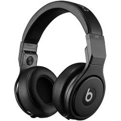 Casti audio cu banda Beats Pro by Dr. Dre, Infinite Black