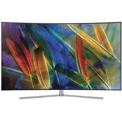 Samsung Televizor QLED Curbat 49Q7C, Smart TV, 123 cm, 4K Ultra HD