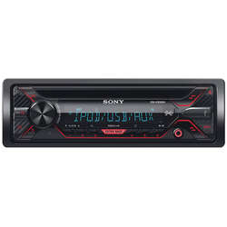 Sony Radio CD auto CDXG3200UV, 4 x 55 W, USB, AUX, 35000 culori