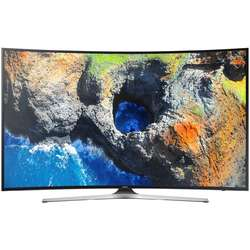 Samsung Televizor LED Curbat 55MU6202, Smart TV, 138 cm, 4K Ultra HD