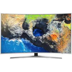Samsung Televizor LED Curbat 55MU6502, Smart TV, 138 cm, 4K Ultra HD
