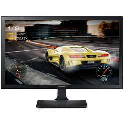"Monitor Gaming Led TN Samsung 27"", Full HD, VGA, HDMI, LS27E330HSX, Negru"