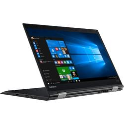 "Laptop 2-in-1 Lenovo 14"" ThinkPad X1 Yoga (2nd Gen), WQHD IPS Touch, Intel Core i7-7500U,  8GB, 512GB SSD, GMA HD 620, 4GB LTE, FingerPrint Reader, Win 10 Pro"
