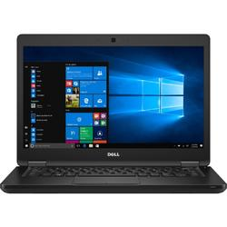 Laptop DELL 14'' Latitude 5480 (seria 5000), FHD, Intel Core i5-7440H , 8GB DDR4, 256GB SSD, GMA HD 620, Win 10 Pro, 4-cell, 3Yr NBD