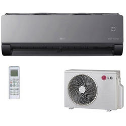 LG Aparat de aer conditionat AM12BP ARTCOOL Mirror, Smart Inverter, 12000 BTU, Wi-Fi inclus, A++