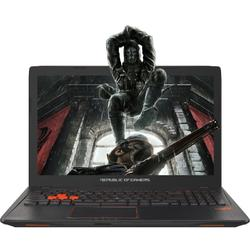 Laptop ASUS Gaming 15.6'' ROG GL553VD, FHD, Intel Core i7-7700HQ , 8GB DDR4, 1TB 7200 RPM, GeForce GTX 1050 4GB, Black metal