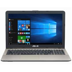 Laptop ASUS 15.6'' X541NA, HD, Intel Celeron Dual Core N3350 , 4GB, 500GB, GMA HD 500, Win 10 Home, Chocolate Black