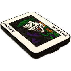 Acumulator universal Licensed Batman – The Joker Vintage, 5000 mAh, cablu microUSB inclus